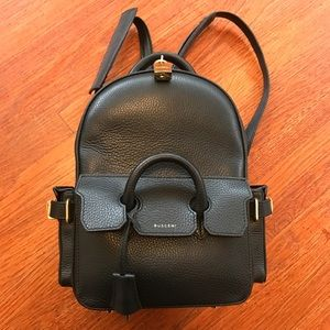 Buscemi Black Mini backpack