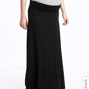 (Old Navy Maternity) Maxi skirt