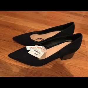 Zara women's shoes brand new