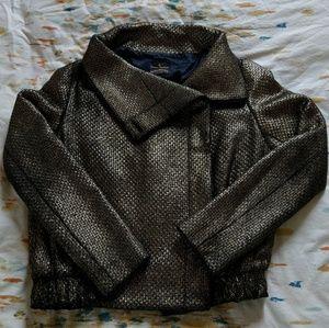 Vivienne Westwood Gold Funnel Jacket