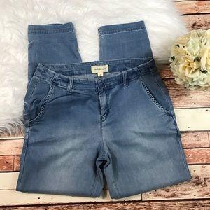 Cloth & stone ultra soft skinny jeans