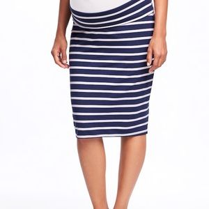 (Old Navy Maternity) Pencil skirt