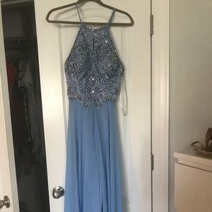 Jovani prom dress size 8-10