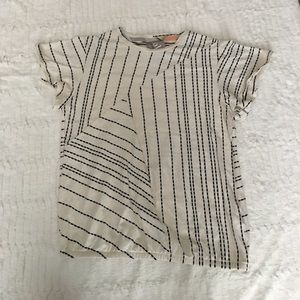 Dolan Left Coast for Anthropologie striped tee