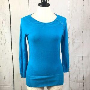 Banana Republic Pullover Angora Blend Sweater