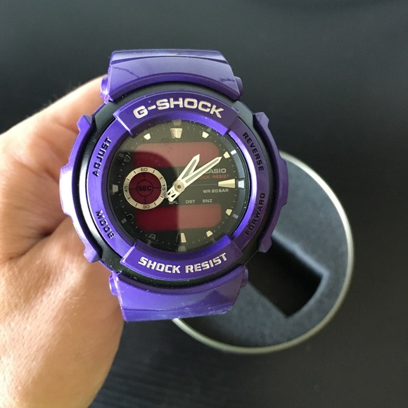 reputable site 54dbb 12352 G-Shock 3750 PURPLE