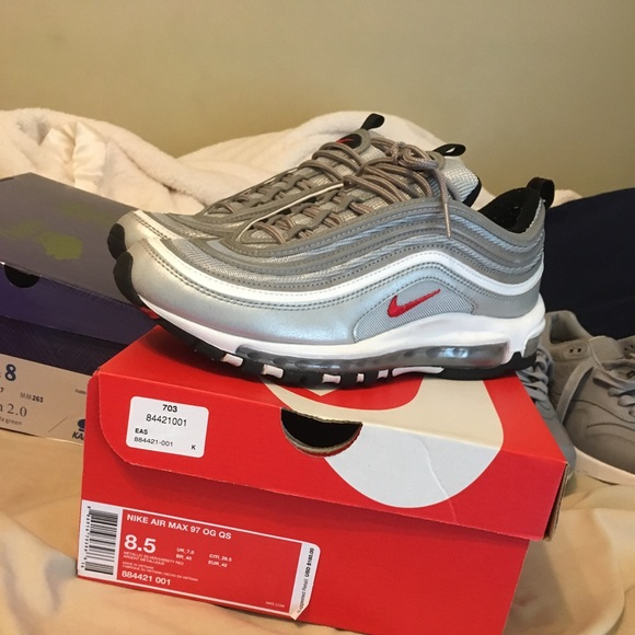 By Photo Congress || Nike 97 Silver Bullet Size 5