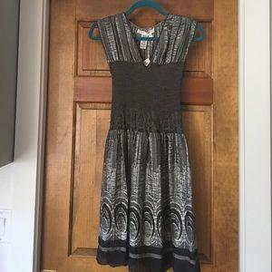 Gray Maxstudio Dress