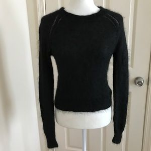 Banana Republic mohair sweater