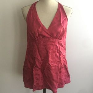 The Limited Halter Top Size Medium