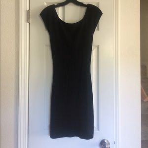 Max Studio Fitted Dress