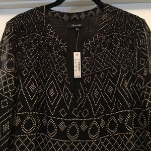 Madewell Dresses - NWT! Sold Out Smock Dress in Caravan Print