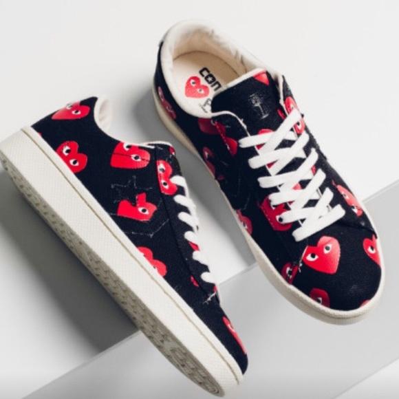 69cb7105f4c4 Comme des Garcons Shoes - Comme des Garçons x pro low-top