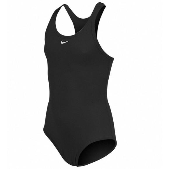 4c6345a7b696b Nike  Core  Racerback One-Piece Swimsuit Big Girl.  M 59c40ea77fab3a028501c691