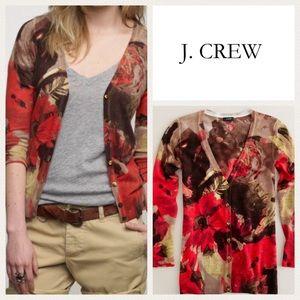 J. Crew Valerian Cardigan