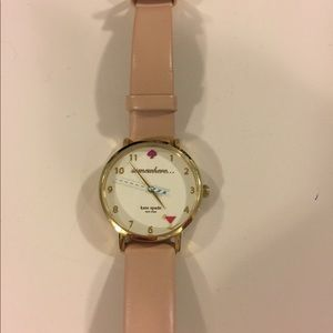 Kate Spade ladies watch.