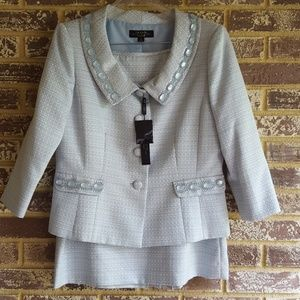 Tamari luxe suit size,12 NWT