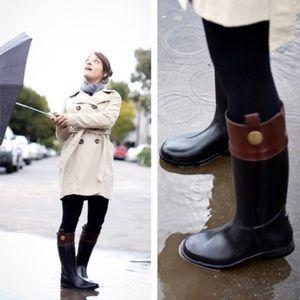 [Banana Republic] Equestrian Riding Rain Boot | 6