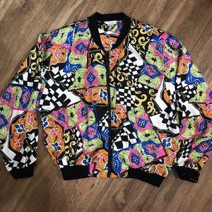 Crazzy FuN bomber jacket