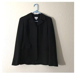 Loft black blazer good condition