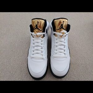 Other - Retro 5 gold (801) 829-1909 TO PURCHASE!!!