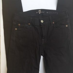 7forallmankind skinny jeans