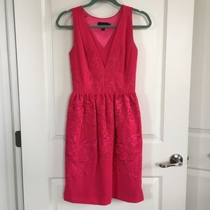 "Ted Baker Hot Pink ""Zali"" Dress"