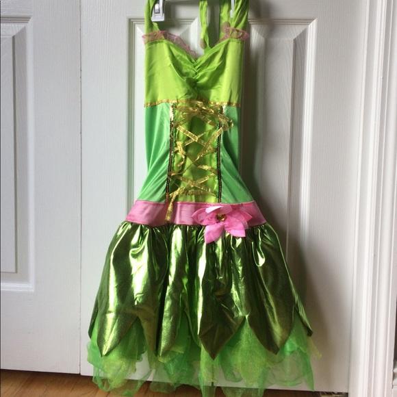 Disney Costumes | Fairies Tinkerbell Costume | Poshmark