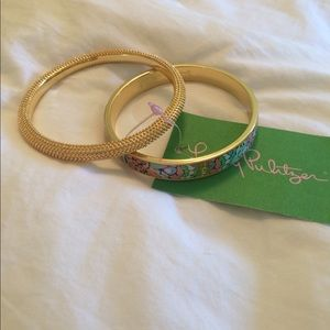 Lilly Pulitzer Bangle Set