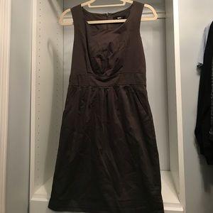 Mossimo olive sleeveless dress