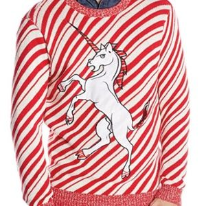 Other - MEN'S Ugly Christmas Sweater Holiday Party Unicorn