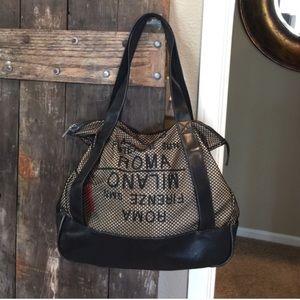 Hobo Netting Large Tote Bag