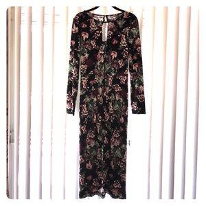 Floral high-low BCBGeneration dress