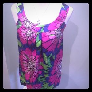 Lilly Pulitzer Silk Top 🌷🌷🌷
