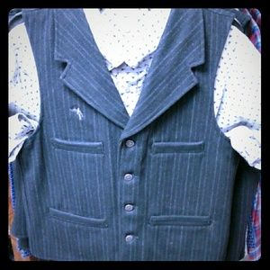 Other - New vest 80% wool