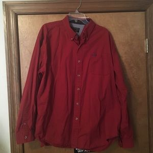 Alexander Julian colours Button Up Shirt Size 2xl