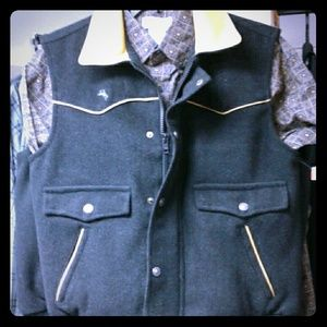 Other - New wool vest