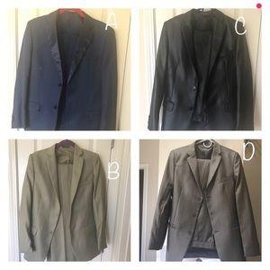 LOT - Size 18 suits