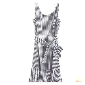 JCrew NWT Beautiful Party Gingham Dress Size 8