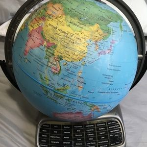 Educational Interactive Globe For Kids