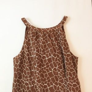 Women's Dress Giraffe Print by Merona Collection