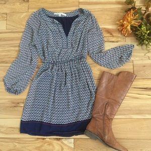 Max Studio 3/4 Sleeve Dress - S