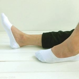 Other - 9 Pack Mens White No Show Socks Casual Low Cut