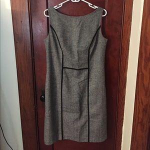 Isaac Mizrahi for Target grey sheath, size 12, NEW