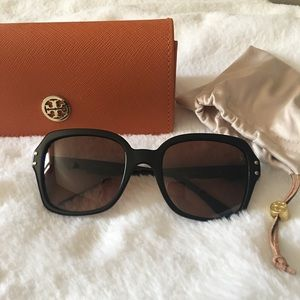 Tory Burch Retro MM Sunglasses