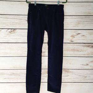 Urban Outfitters BDG 29w 30L cords cigarette ankle