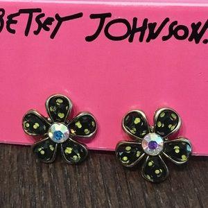 Designer Daisy Post Earrings