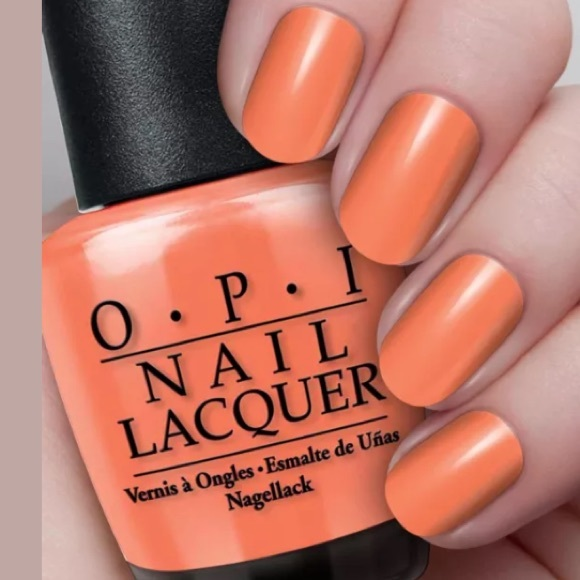 opi Makeup | Nail Polish Mango | Poshmark