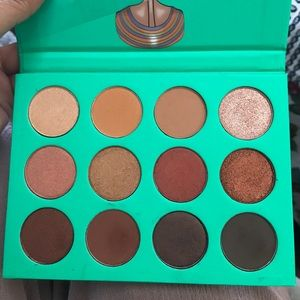 The Nubian palette by Juvia's place!