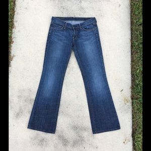 Citizens of Humanity Margo low waist Bootcut Jeans